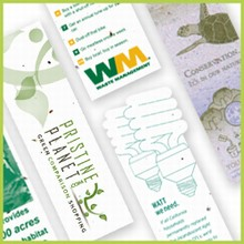 Plantable Bookmarks